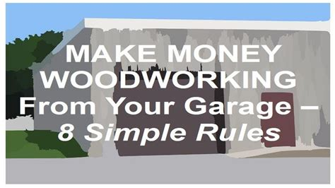 money  woodworking    garage  simple