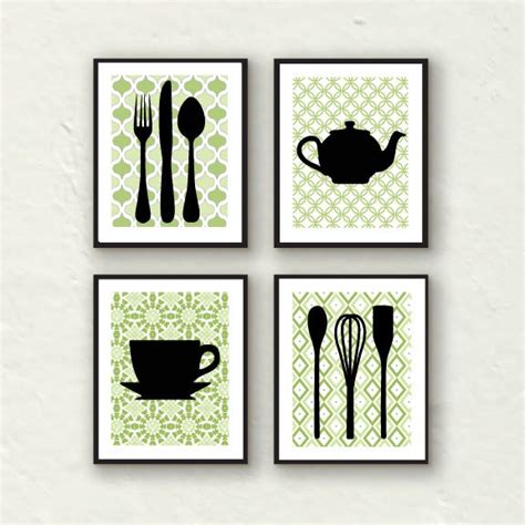 kitchen wall decor ideas fork spoon kitchen decor kitchen utensil