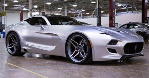 Former GM boss Bob Lutz and car designer Henrik Fisker joined forces and stormed the Detroit ...