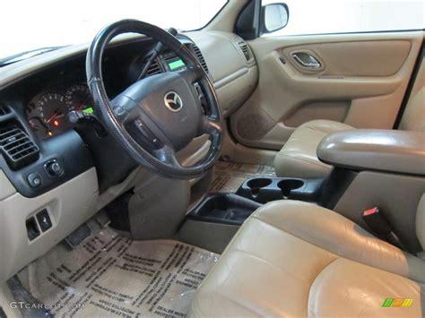 2002 Mazda Tribute Lx V6 Interior Photo 43445360