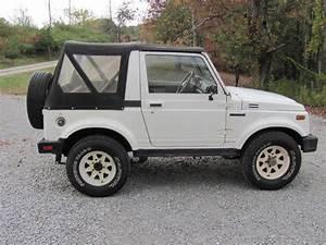 Suzuki Samurai 4 X 4 1986 For Sale