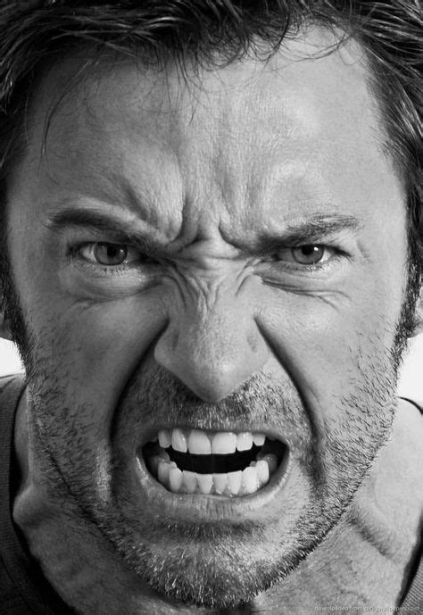 image result  mad face man   angry face face
