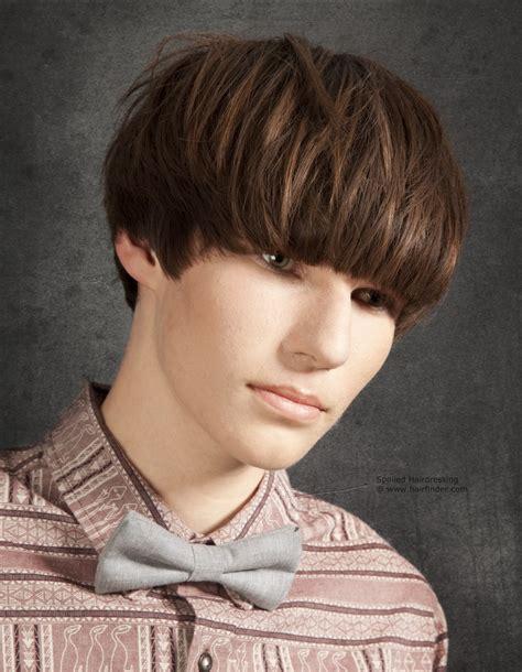 hairstyles  men    future