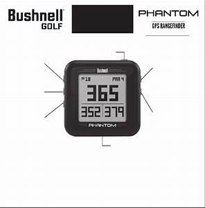 Bushnell Phantom Measuring Instruments Quick Start Manual