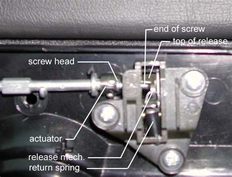 glove box fix