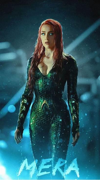 Mera Aquaman Marvel Female Cat Queen Xyz