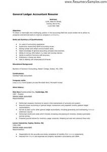 general resume templates concise resume sle