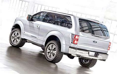 2019 Ford Bronco Price And Specs
