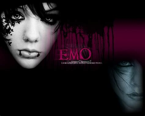 Emo Emo Girls Wallpaper 6845226 Fanpop