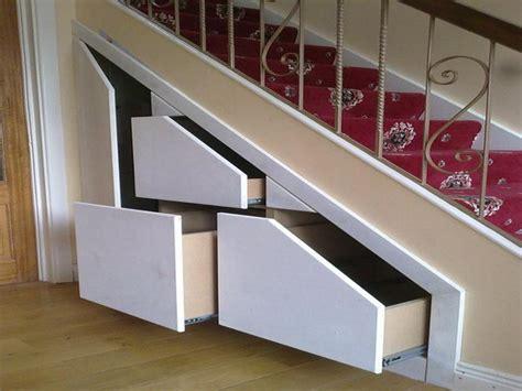 ideas design stair storage solutions interior