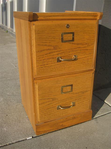 uhuru furniture collectibles sold oak  drawer file