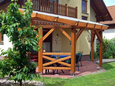 depan rumah minimalis kayu gambar om