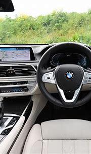 BMW 7 Series hybrid interior & comfort | DrivingElectric