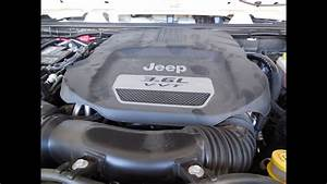 How To  Change Your Engine Oil In Your Jeep Wrangler 3 6l