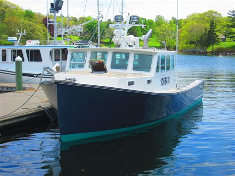 Boats For Sale by Lobster Boats For Sale Boats