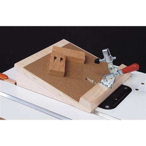 pocket hole routing jig wood magazine