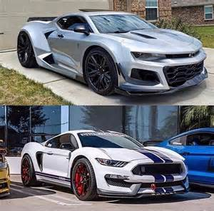 Mid-Engined Ford Mustang vs. Chevy Camaro: Could This Happen? - autoevolution