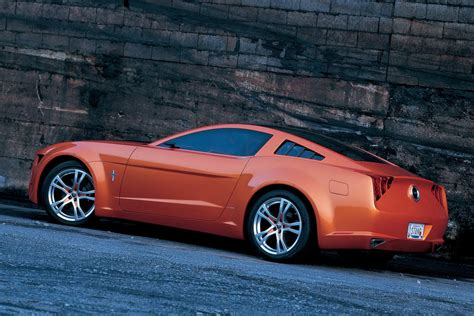 Ford Mustang Concept by Ford Mustang Giugiaro Concept Autoomagazine