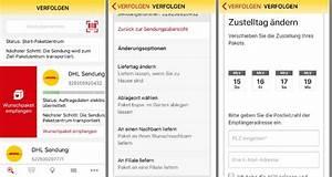 Dhl Packstation App : pakete steuern und umleiten ~ A.2002-acura-tl-radio.info Haus und Dekorationen