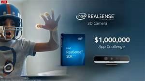 [Computex 2014] Intel Shows Off RealSense 3D Camera ...