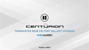 Wakemakers Tankbuster Factory Ballast Upgrade