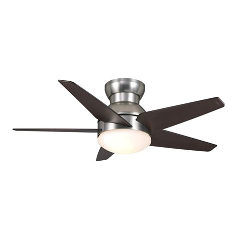 lowes ceiling fans with led lights flush mount ceiling fan with light lowes fan flush mount