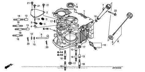 Honda Engines Gxvr Qaf Engine Jpn Vin Gjank
