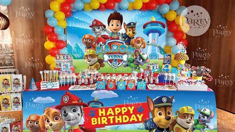 paw patrol birthday party ideas photo    catch