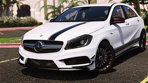 Mercedes Benz Classe A Amg : mercedes benz classe a 45 amg edition 1 add on replace gta5 ~ Medecine-chirurgie-esthetiques.com Avis de Voitures