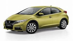 Honda Civic Manual Hatch 2012 Review