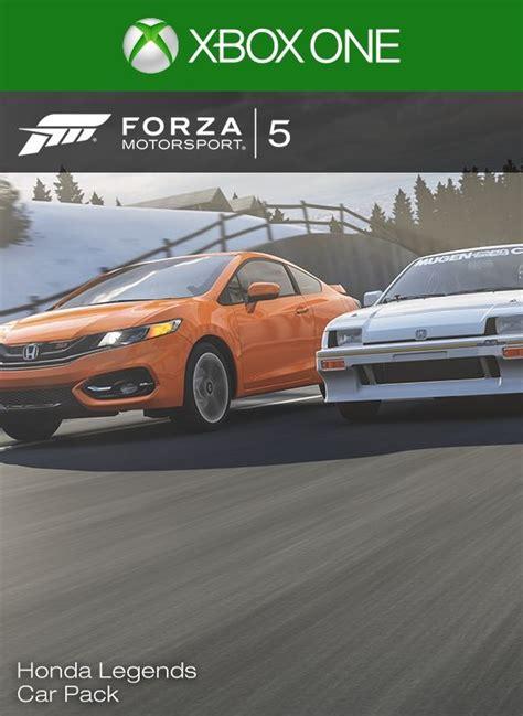 forza motorsport  honda legends car pack  xbox