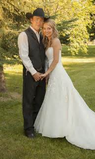 Amber Marshall Heartland Wedding