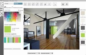 Simulateur Décoration Intérieur Gratuit : tollens simulateur peinture decoration interieure 2 ~ Melissatoandfro.com Idées de Décoration