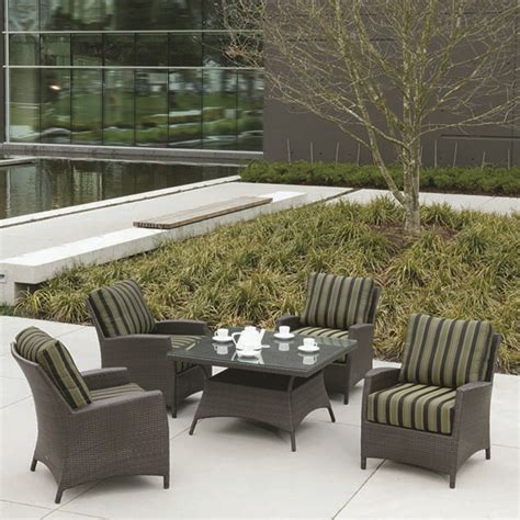 ratana palm harbor seating summer house patio