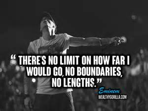 Eminem Inspirational Lyrics Quotes
