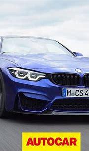 Video: BMW M4 CS - Is the 454bhp CS worth its £90k price ...