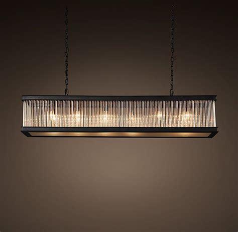 rectangular dining chandelier best 25 rectangular chandelier ideas on