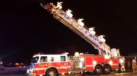amazing design firefighter christmas lights professionally