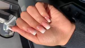 90 lovely square acrylic nails of the day nails