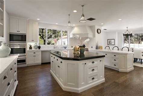 beautiful kitchen islands beautiful kitchens eat your out part one montecito estate