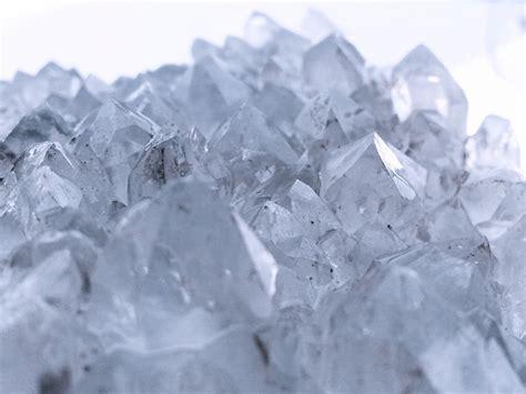 crystal   crystals