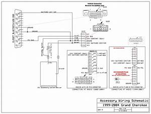 Wj Accessory  Diagnostic Wiring Diagram At Evic Or Radio