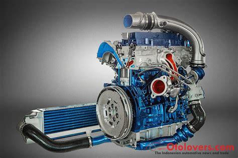 mesin ford ecoboost  liter menangi penghargaan mesin
