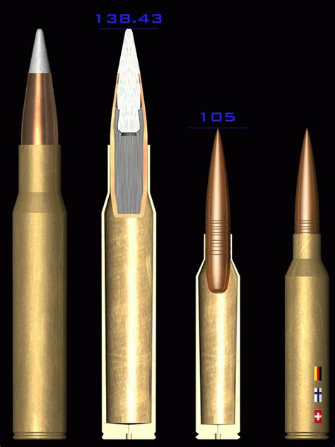 50 Bmg Bullet Weight by Lutz Moeller Lm 105