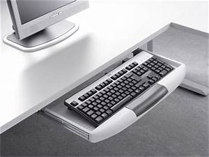 Support Clavier Coulissant Compact Alvan