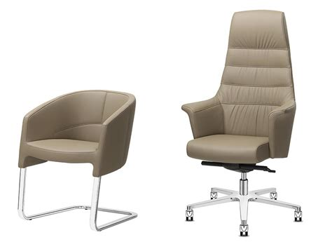 Sedie E Poltrone Direzionali, Dirigenziali E