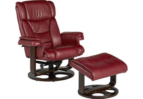 matteo chair ottoman leather chairs