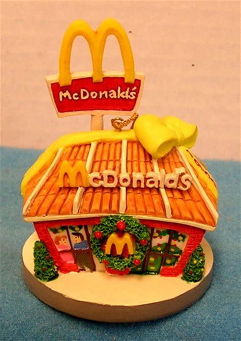 free l121 1996 mcdonalds christmas ornament 1969