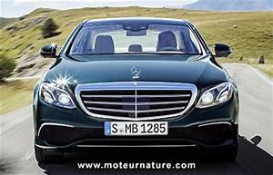 Nouvelle Mercedes Classe E : nouvelle mercedes classe e le diesel encore dominant ~ Farleysfitness.com Idées de Décoration