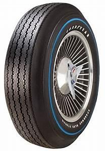 Goodyear 775 15 Speedway Blue Streak Raised White Letters